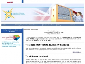 international school- www.international.edu.pl